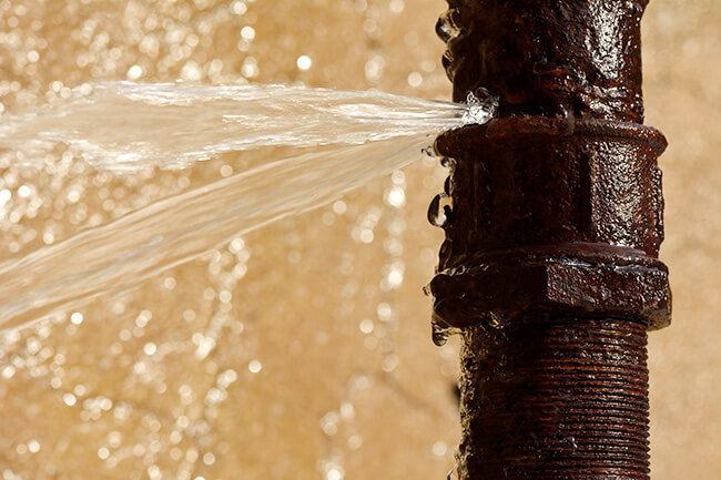 Water leak detection in Palm beach